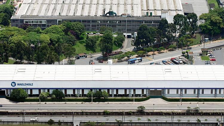 Waelzholz Plant in São Paulo, Brazil