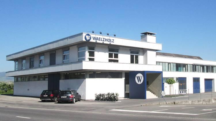 Waelzholz Plant in Götzis, Austria