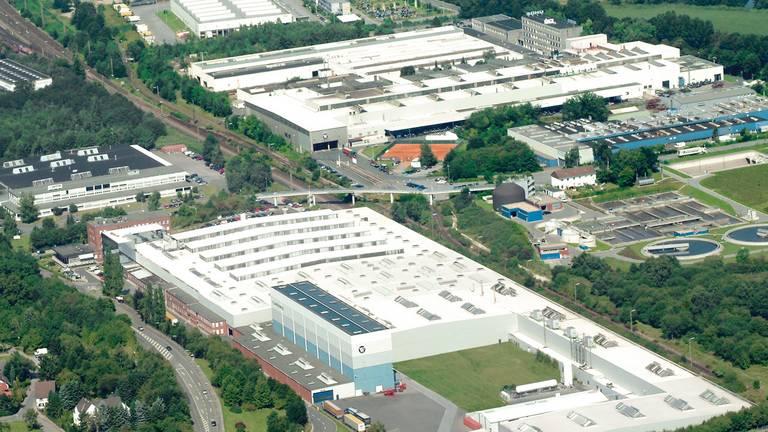 Waelzholz, Hagen, sede central, administración central, Alemania