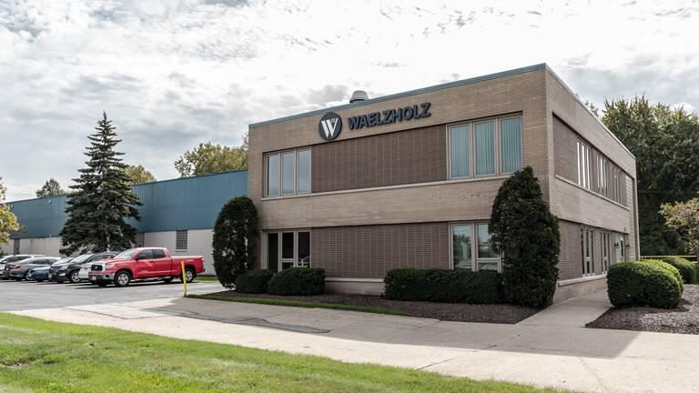 Fábrica Waelzholz en Cleveland, Ohio, EE.UU.