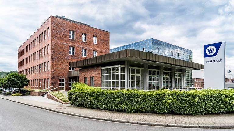 Fábrica Waelzholz en Hagen, Alemania