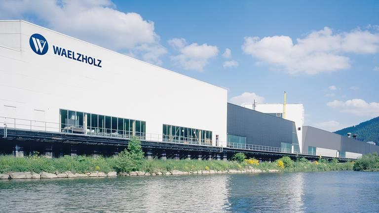 Fábrica Waelzholz en Plettenberg, Alemania