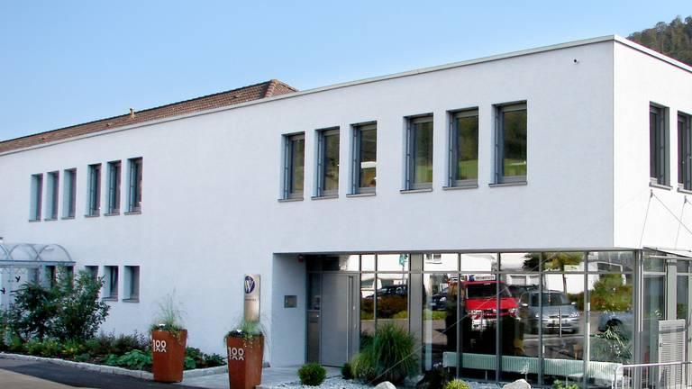 Fábrica Waelzholz en Oberkochen, Alemania