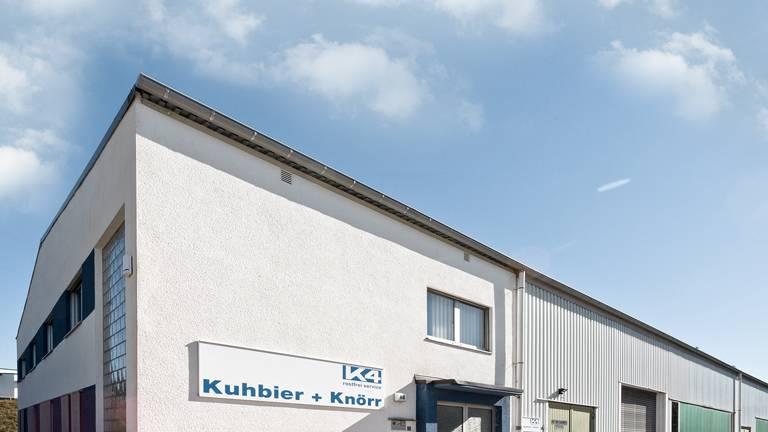 Waelzholz Service Center in Lüdenscheid, Deutschland