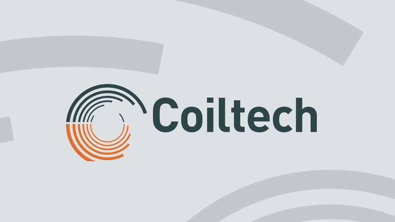 Coiltech 2019 logo header graphic